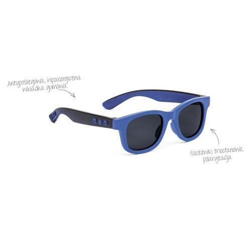 Okulary przeciwsłoneczne dla dzieci, z polaryzacją